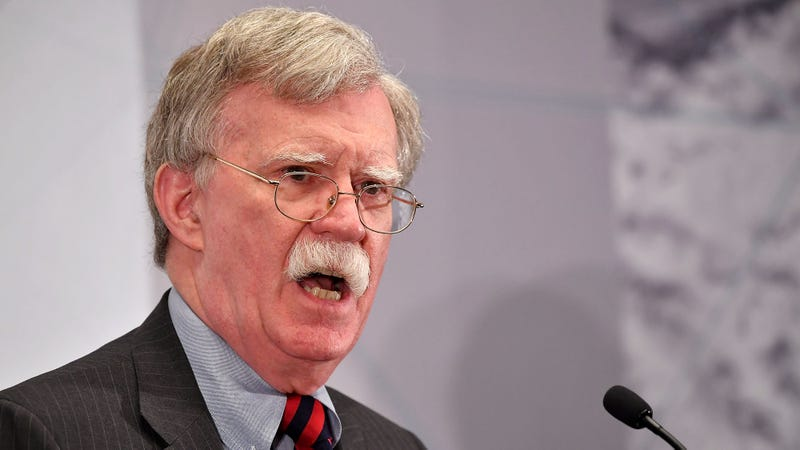 Illustration for article titled Bolton Calls For Forceful Iranian Response To Continuing U.S. Aggression