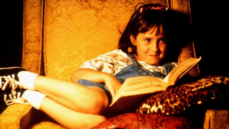 Illustration for article titled Netflix Will Take onMatilda and Other Roald Dahl Classics