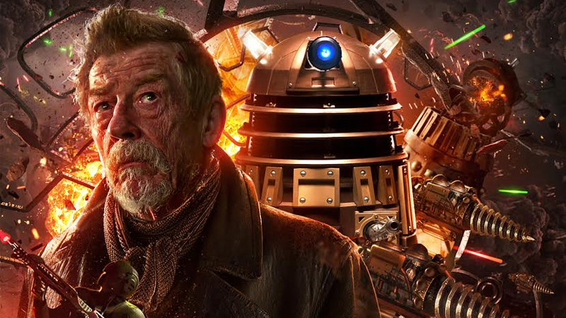 Illustration for article titled John Hurt Is Getting His Own Doctor Who Series (On Audio)