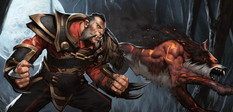 Illustration for article titled Health Issue Sparks DOTA 2 Controversy