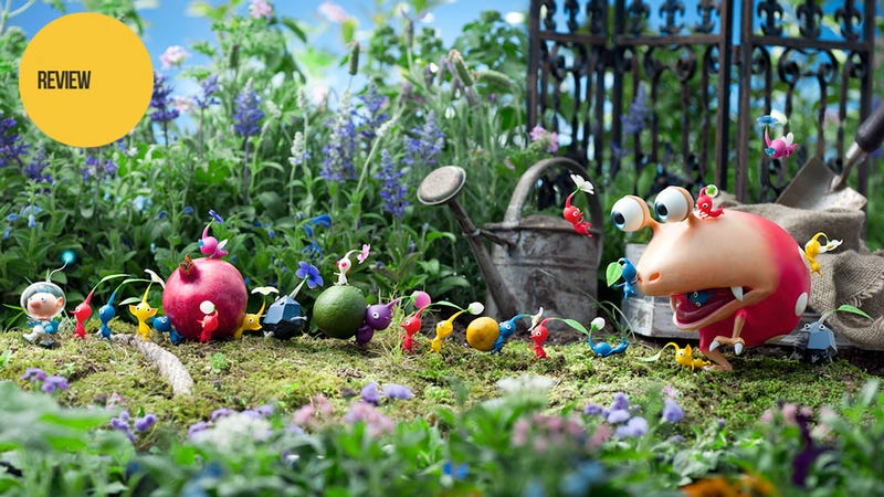 Illustration for article titled Pikmin 3: The Kotaku Review(s)