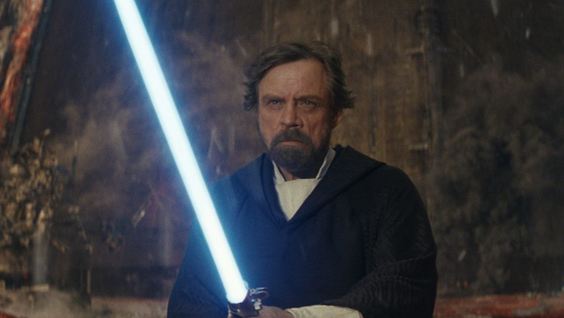 This Video Explains the Story Behind Every Lightsaber Luke Skywalker Ever Wielded