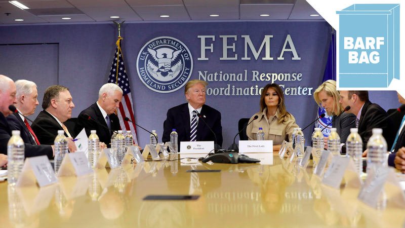 Illustration for article titled Former FEMA Official Allegedly Turned the Agency Into a Sexual Harassment Nightmare