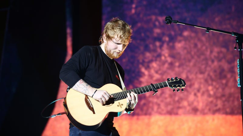 Illustration for article titled Ed Sheeran is being sued for a third time
