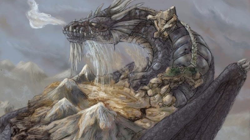 Illustration for article titled The many meanings of the dragon archetype in fantasy stories