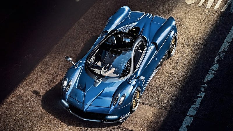 Illustration for article titled The $25,000-Per-Month Pagani Lease Is Actually A Bargain