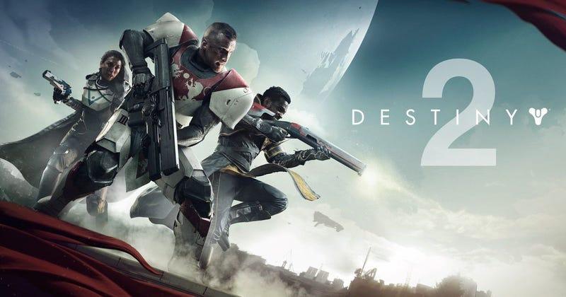 Illustration for article titled Sigue aquí en directo el evento de presentación de Destiny 2