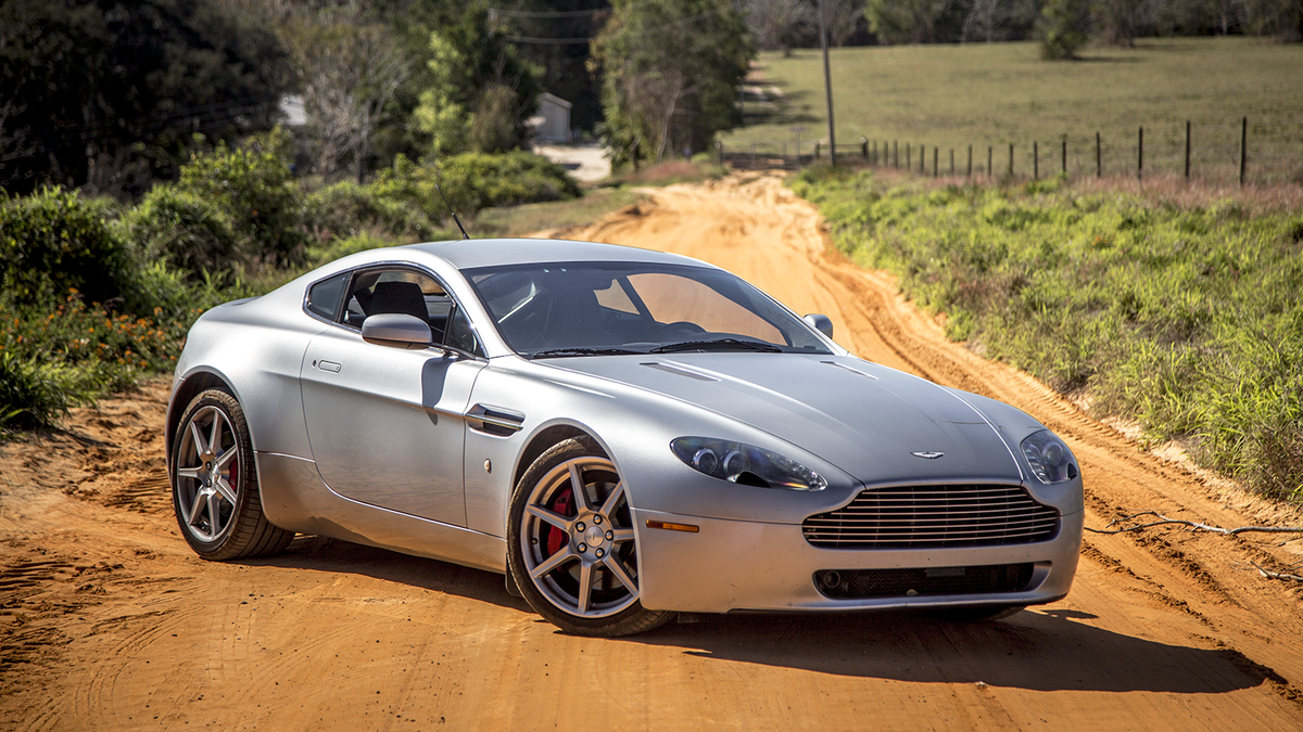 The Aston Martin V8 Vantage Is The Best Used Exotic Car Value In The