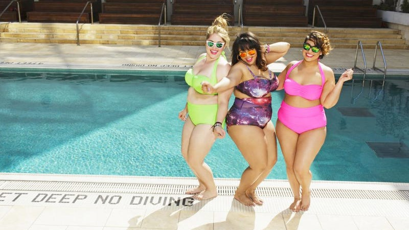 Illustration for article titled The Plus-Size Supply and Demand Problem: 'Fatkini' Sells Out Instantly
