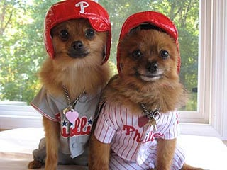 Illustration for article titled Two Phillie Dogs To Go, Please