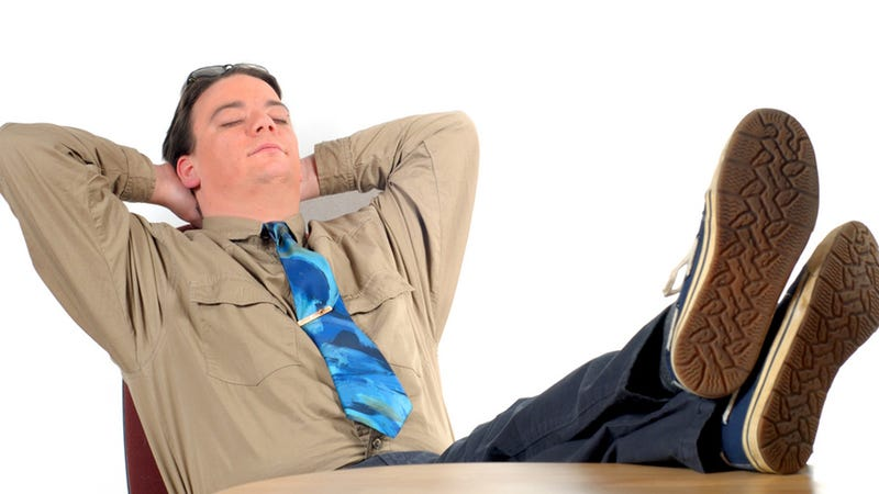 Illustration for article titled Let Air Traffic Controllers Nap