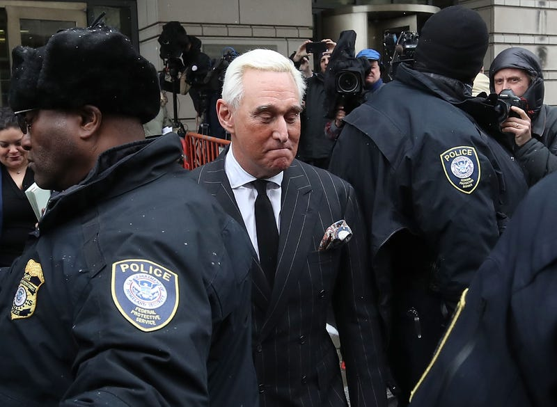 Illustration for article titled Roger Stone Can't Stop Trolling and It Might Land Him in Jail