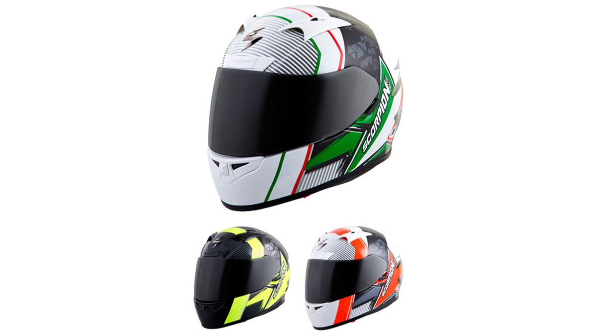 Everything You Ever Wanted To Know About Motorcycle Helmets