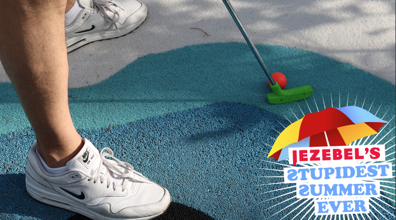 Illustration for article titled Miniature Golf Is the Least Relaxing Thing I Do to Relax