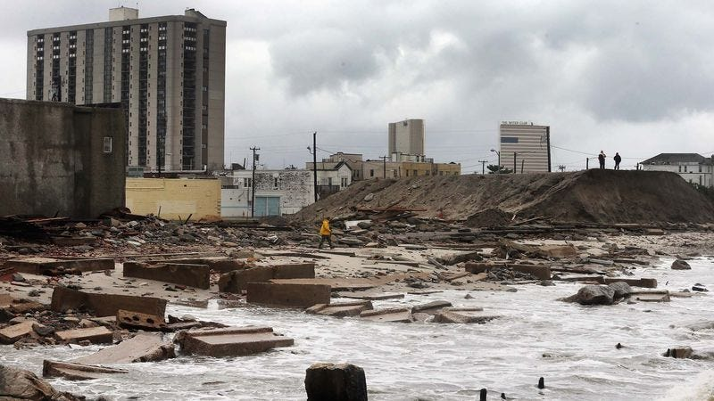 Illustration for article titled Atlantic City Faces Long Recovery Before It Can Start Destroying Lives Again