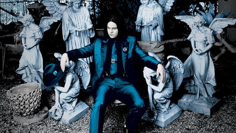 Illustration for article titled There's a new Jack White album coming in June