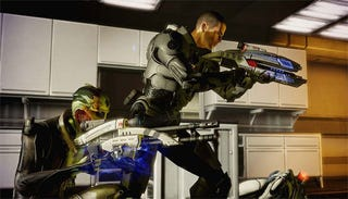 Illustration for article titled Rumored Mass Effect 2 DLC Plans Sound Massive