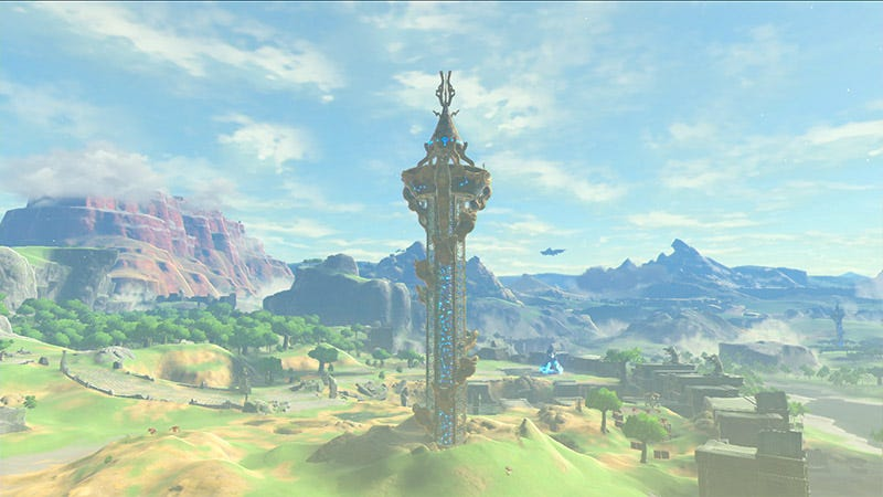 Kletterausrüstung Zelda Breath Of The Wild : Was zelda breath of the wild anderen open world games beibringen kann