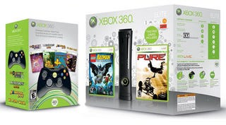 Illustration for article titled Xbox 360 Bundles Up For The Holidays