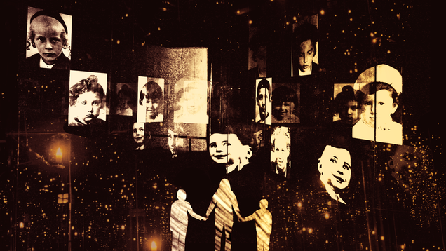 How to Talk to Kids About the Holocaust