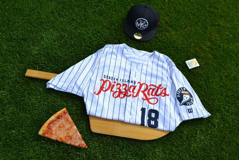 "Illustration for article titled Italian Heritage Group Manages To Get Offended By Minor League ""Pizza Rats"" Promotion"