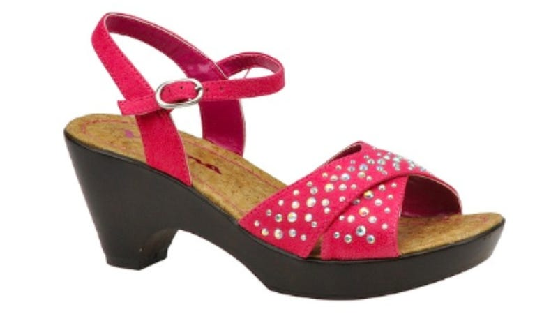 da138a19a9a Little Girls Want to Wear Big Girl Shoes