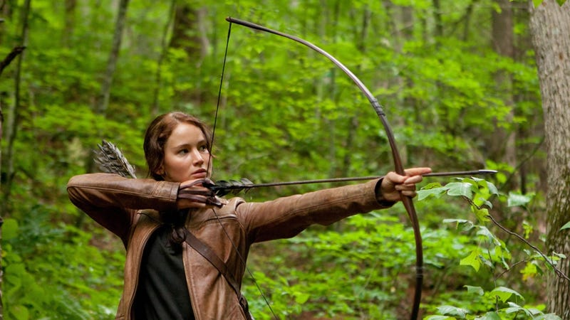 Illustration for article titled Hunger Games Creates an Army of New Archers