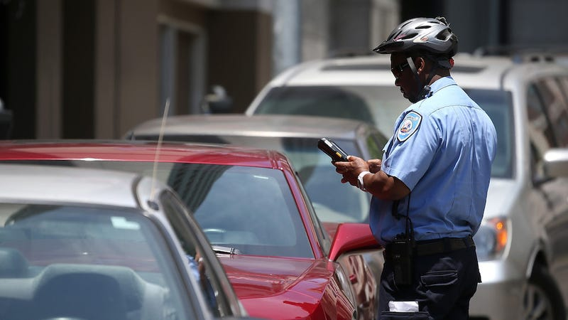 Illustration for article titled More Cities Are Blocking the App That Helps You Fight Parking Tickets