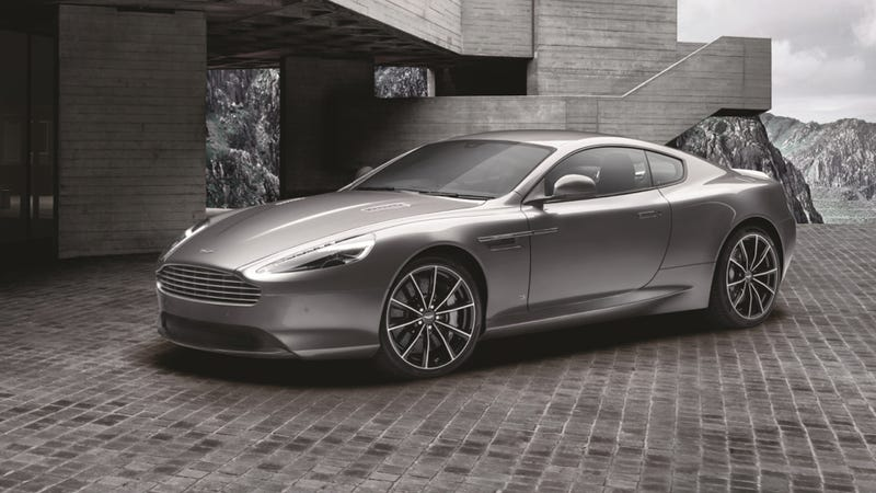 James Bond Would Never Drive The Aston Martin Db9 Gt Bond Edition