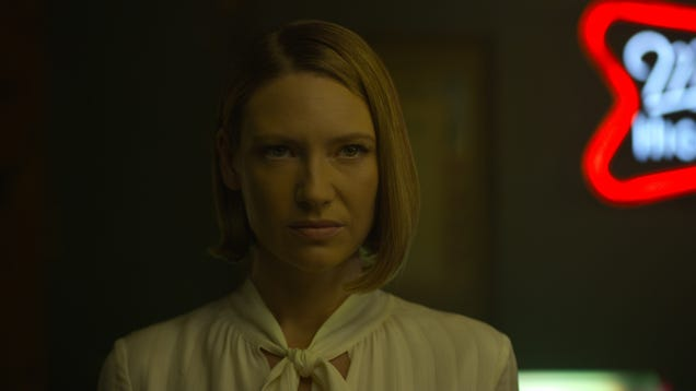 Carr discovers a hidden talent as Mindhunter approaches its halfway mark