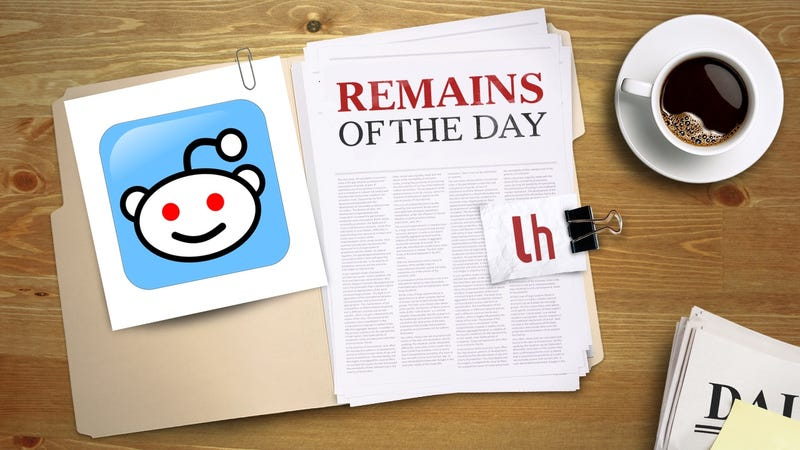 Illustration for article titled Remains of the Day: You Can Now Upload Images Directly to Reddit