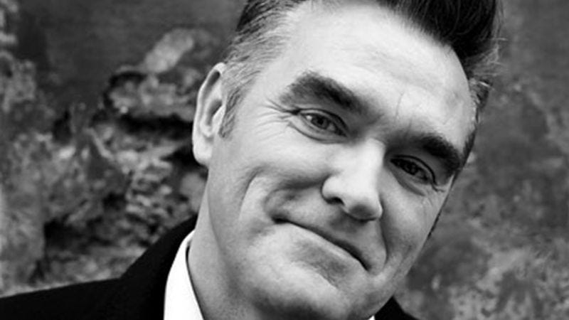 """Illustration for article titled """"Do your best and don't worry"""": 7 uplifting Morrissey songs"""