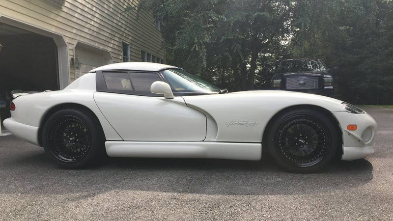 Prepare Your Soul For This 50 000 Supercharged Craigslist Hell Viper