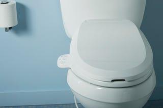 Butt Spray Toilet Seat 108
