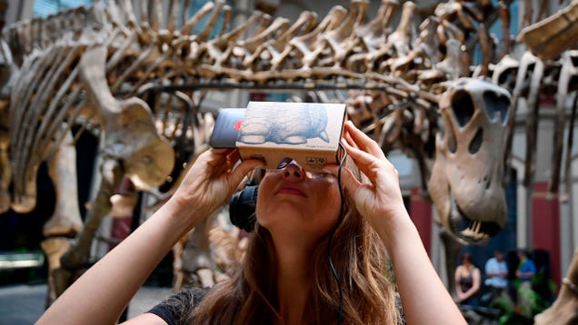 Google Is Shuttering the Expeditions App, but Its VR Field Trips Aren t Going Away For Good