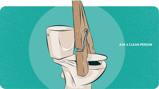 Illustration for article titled A Complete Guide To Bathroom Smells, And Their Swift Removal