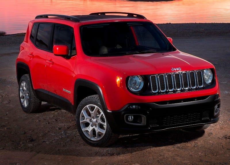 Illustration for article titled Mountains, molehills, and the new Jeep Renegade