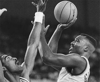 UNLV legend Armen Gilliam dies. (Google)