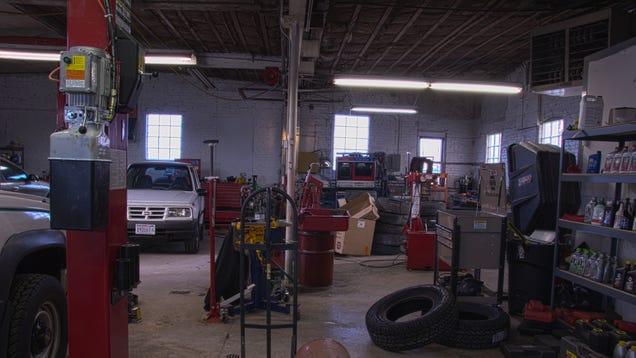 Auto garage photo shoot - Garage auto h strasbourg ...