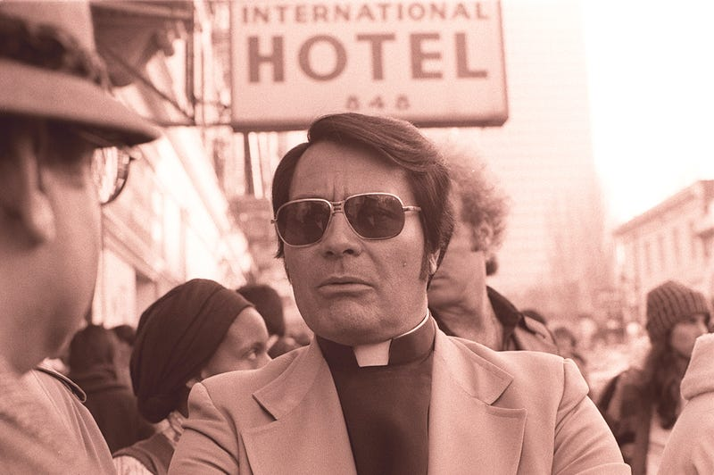 Illustration for article titled Jake Gyllenhaal To Produce Jim Jones Series Because Cults Are Suddenly All the Rage