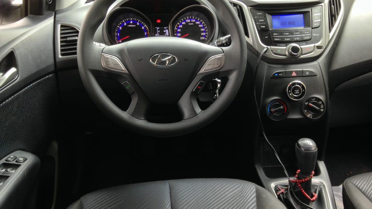 Hyundai HB20 1 6 - Review of my wife's car