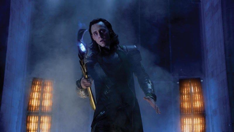 Loki fue controlado por Thanos en The Avengers. Quizá no fue un el villano que todos creían.