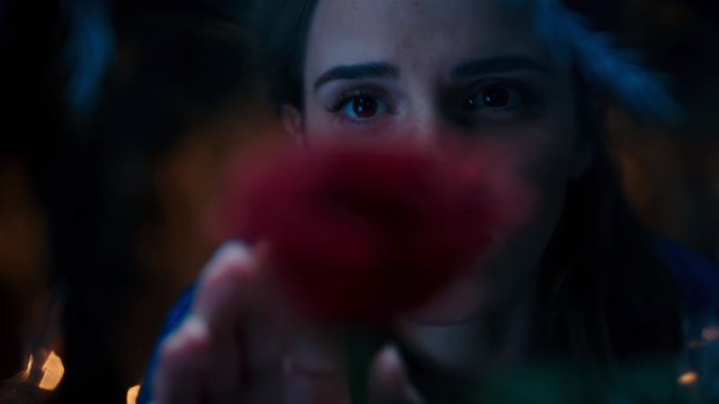 Illustration for article titled New Beauty and the Beast Stills Give Us Our First Look at the Live-Action Beast
