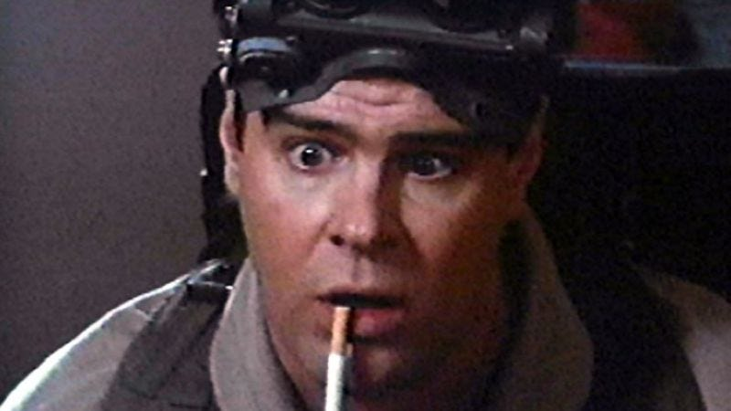 Illustration for article titled Dan Aykroyd now insisting Ghostbusters 3 will happen with or without Bill Murray