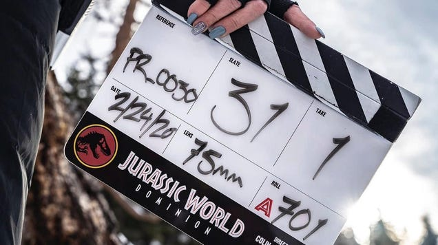 And the Title of Jurassic World 3 Is...