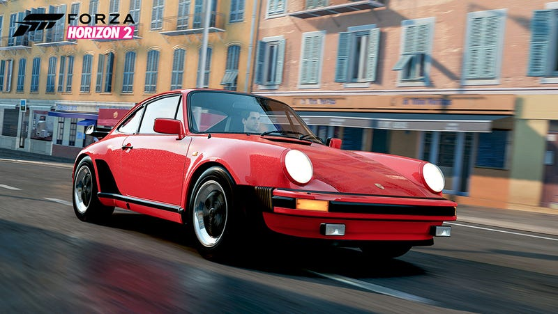 Illustration for article titled Reminder: Porsches in Forza 6 tomorrow