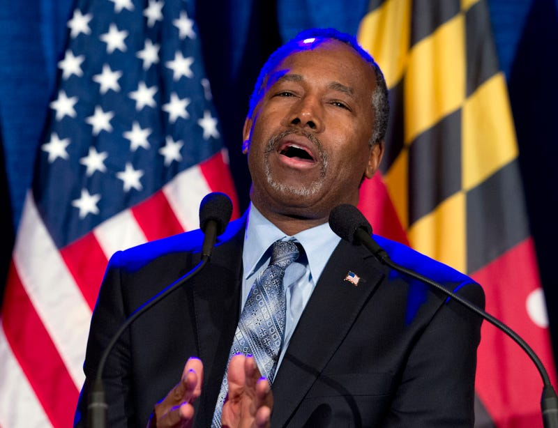 Illustration for article titled Ben Carson Proves the Sunken Place Is Where Rhythm Goes to Die