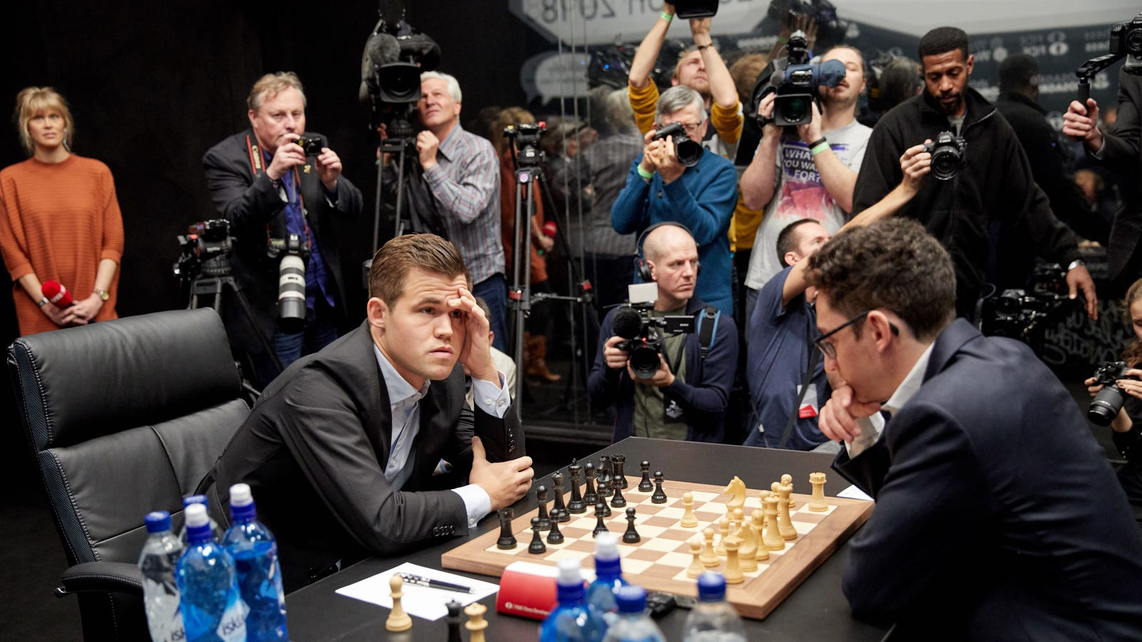 The World Chess Championship Is Living Up To The Hype