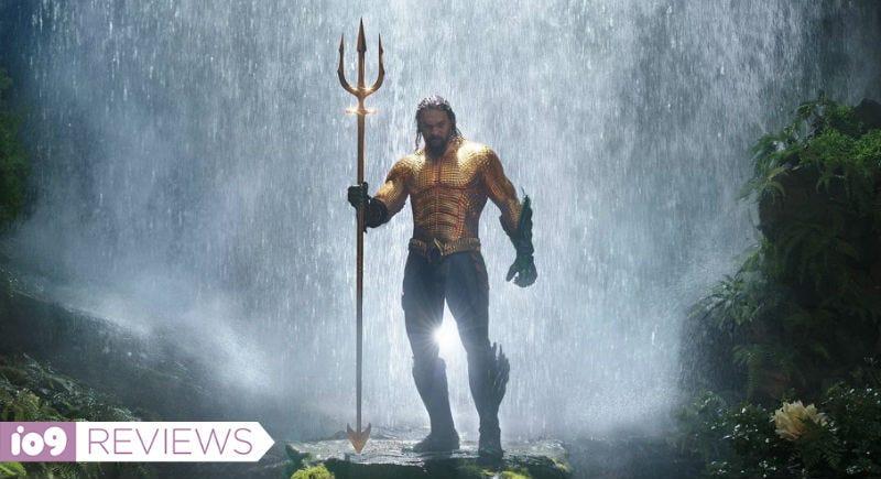My Man! Jason Momoa is Arthur Curry in Aquaman.