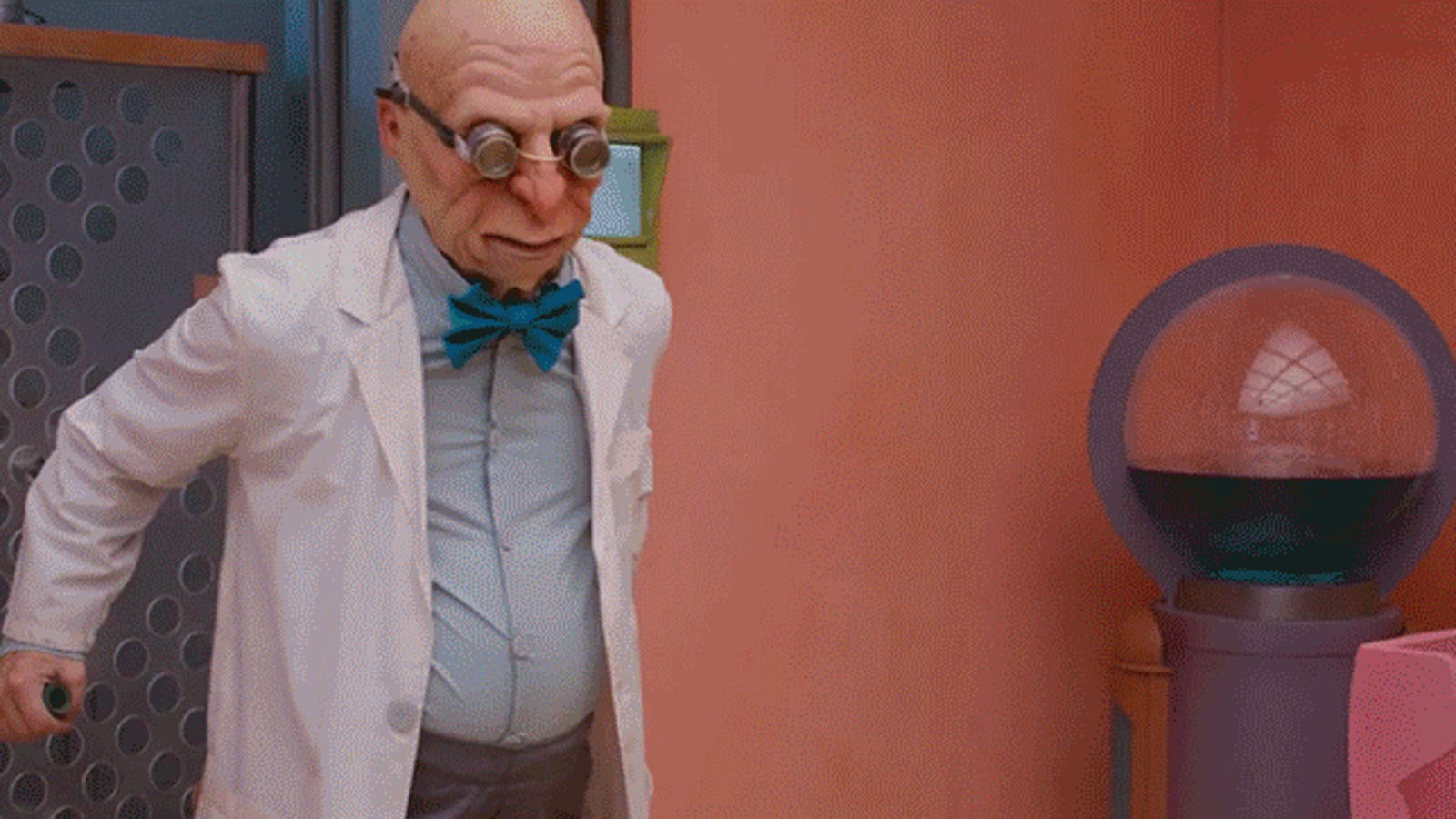 This Live-Action Futurama Fan Film Is Both Incredibly Impressive and Creepy